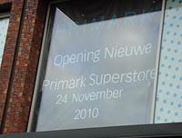 Nieuwe Primark @ Hoofddorp