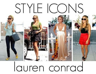 Dress like Lauren Conrad