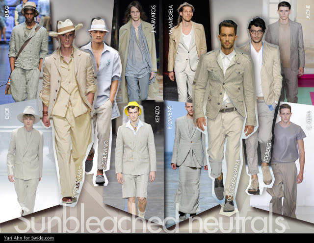 Spring and Summer trends 2012