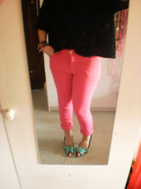 Outfit: Pink-love
