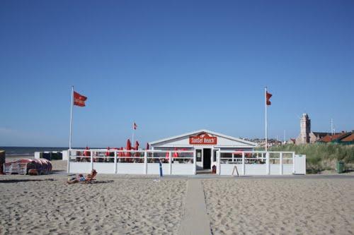 Hotspot: Strandpaviljoen Sunset Beach, Katwijk