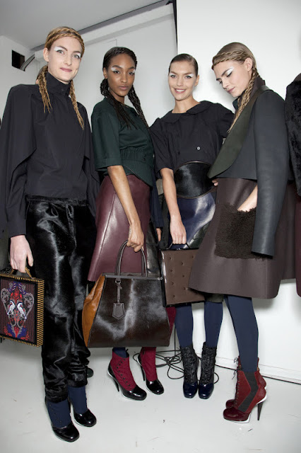 Autumn & Winter ABC trend 2012-2013