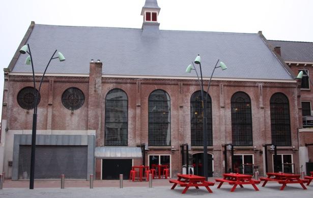 Hotspot: De Jopenkerk, Haarlem
