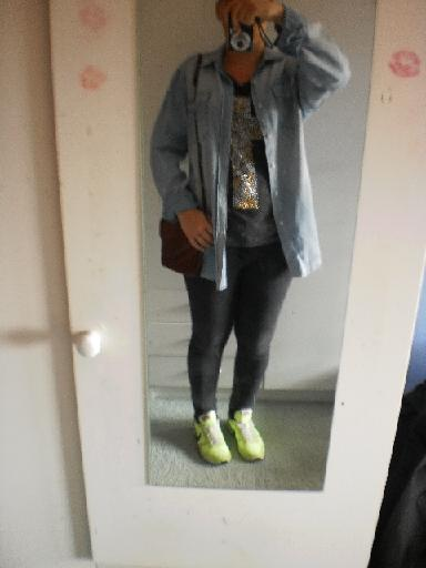 Outfit: Good old Denim