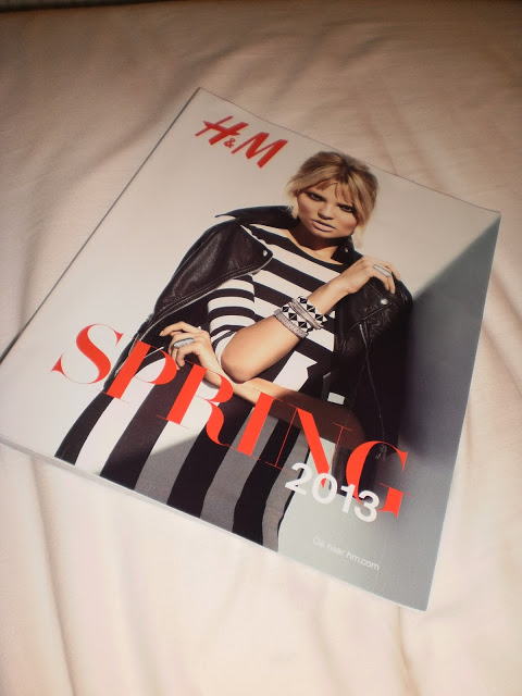 H&M Spring 2013 catalogus NL