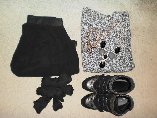 First outfit on my blog