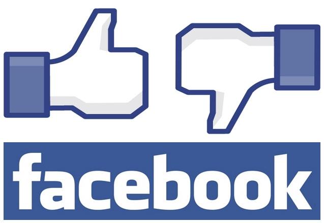 Facebook Friends site with  F-L-L