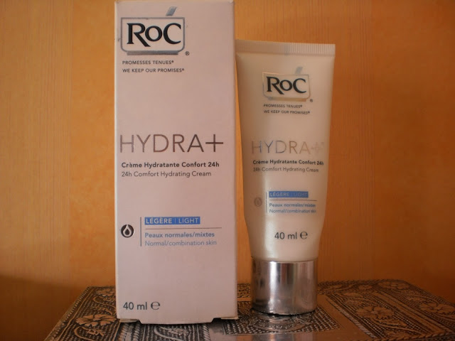 Roc gezichtscrème Hydra+ Light 24h Comfort Hydrating Cream
