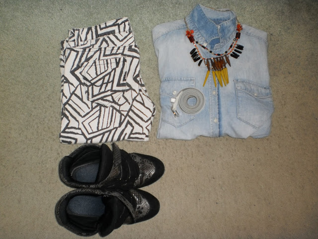 Outfit: Good basics