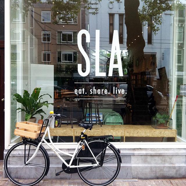 Hotspot: SLA