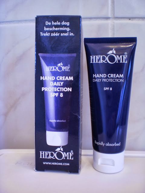 Heróme Hand Cream Daily Protection SPF 8