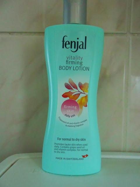 Fenjal Vitality Firming Bodylotion