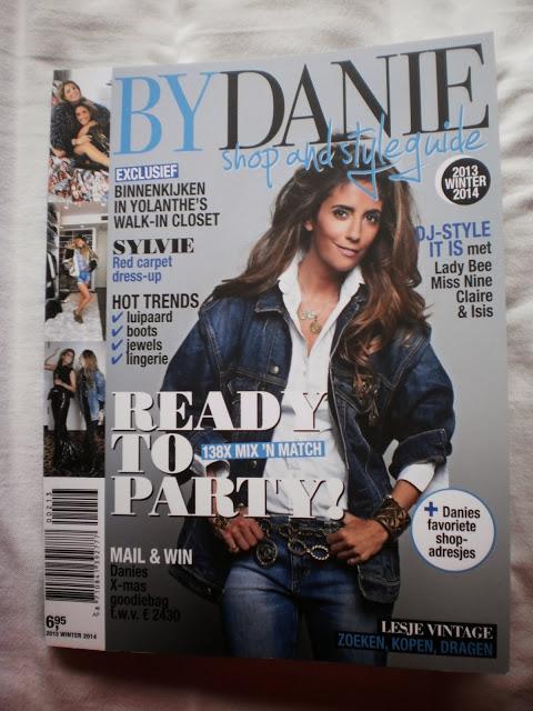 ByDanie Shop and Styleguide 2013 winter 2014