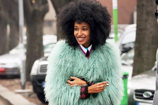 Blogger love fluffy friend