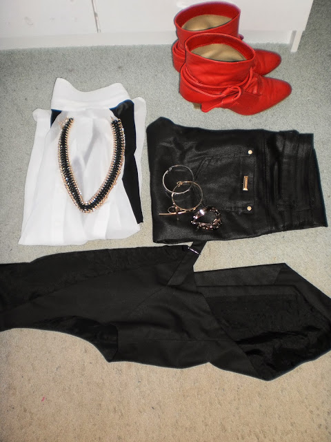 Outfit: First day of Christmas