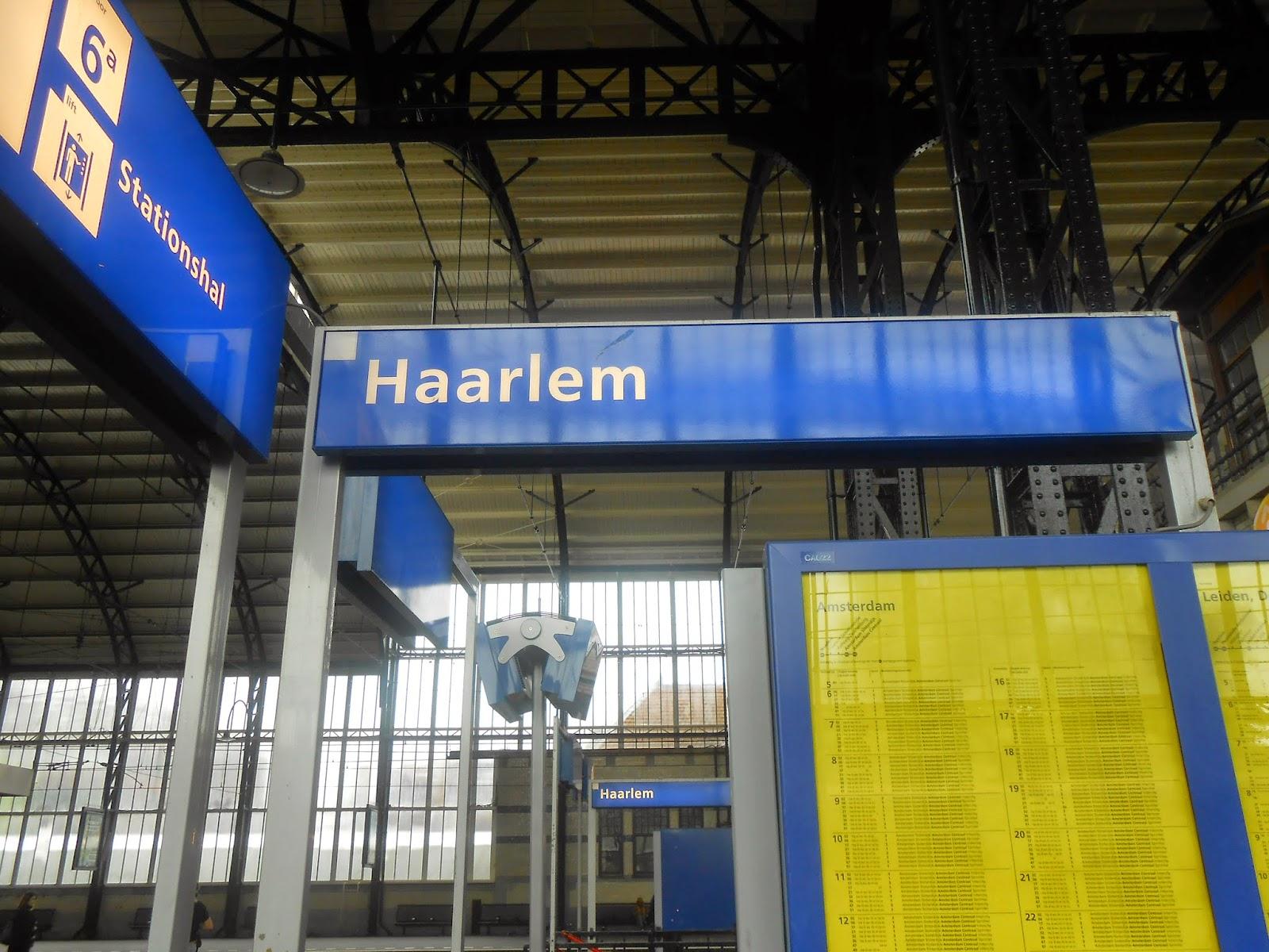 Roadtrip Nederland Dairy 2 | Haarlem