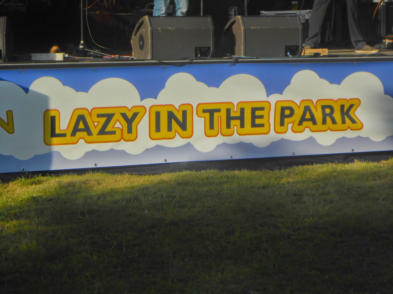 Lazy in the park Festival 2014