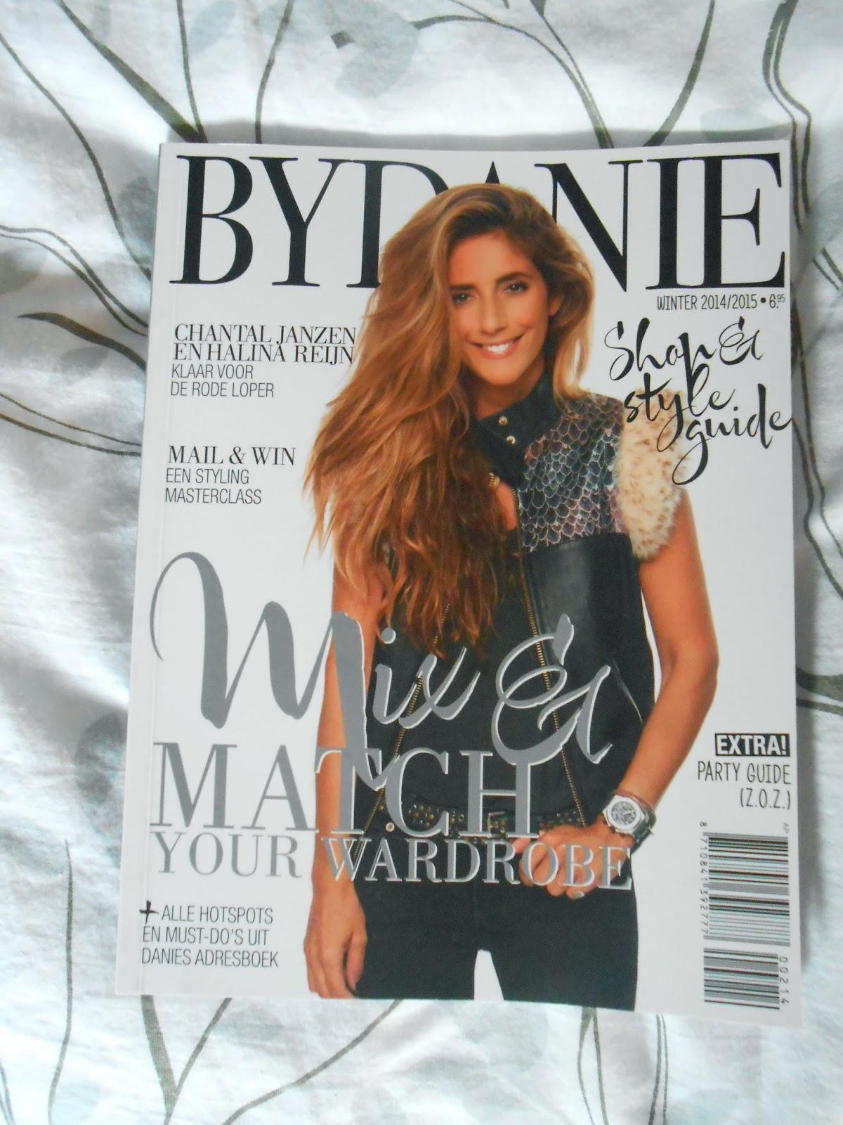 BYDANIE Shop & Styleguide winter 2014/2015