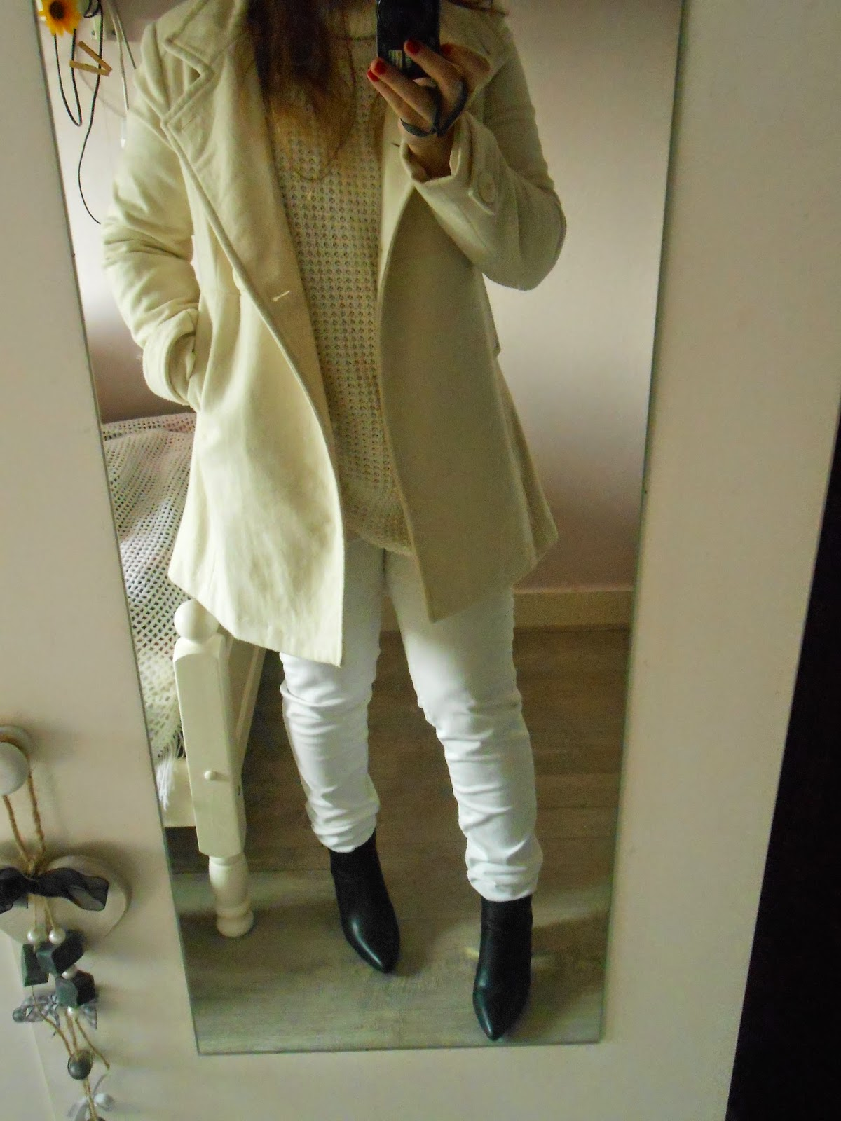 Outfit | Total White