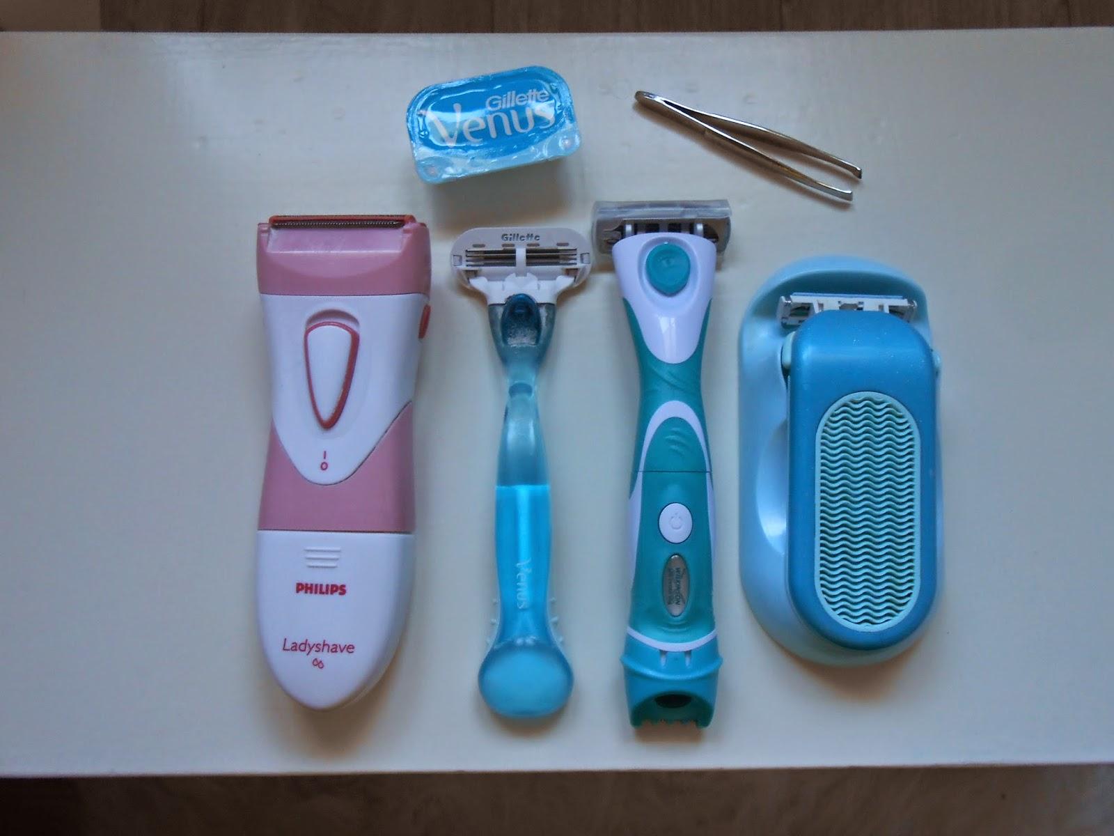 De grote beauty schoonmaak # 3 Ontharen
