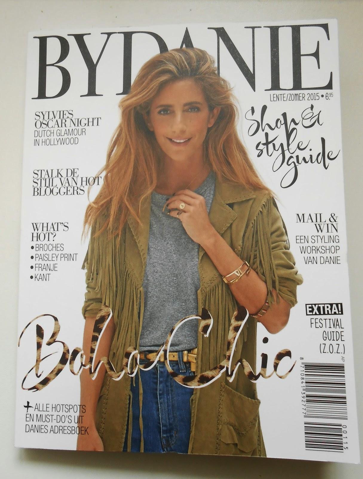 BYDanie Shop & Styleguide Lente/Zomer 2015