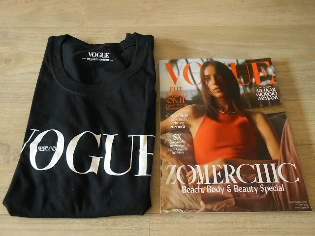 Voque T-shirt: How to wear