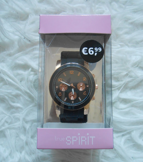 Nieuw horloge