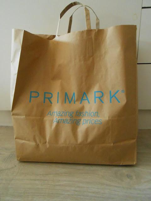 Shoplog Primark en H&M