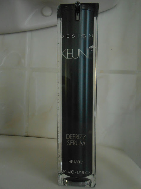 Keune Design Defrizz Serum