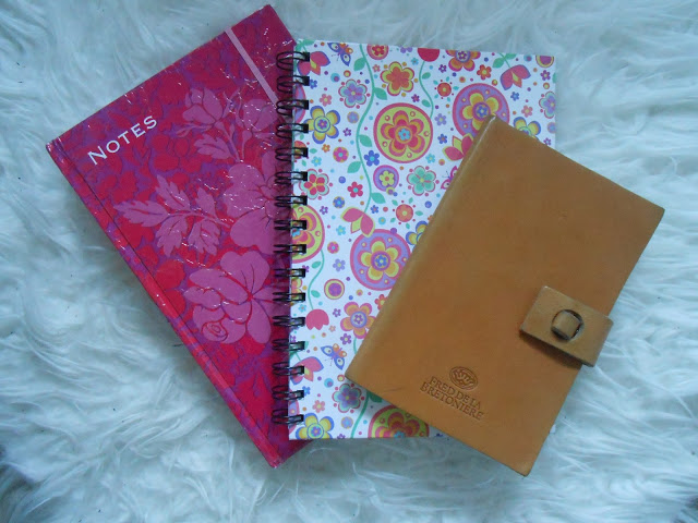 Travel essentials: Notebooks en een Reisdagboek