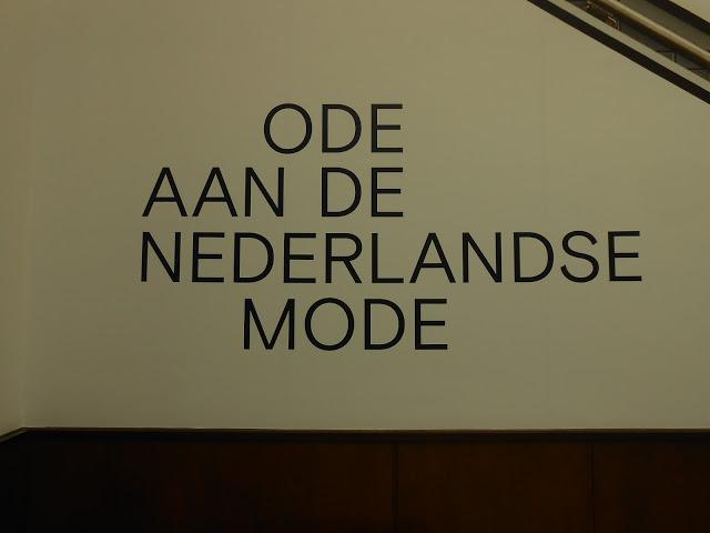 Ode aan de Nederlandse Mode
