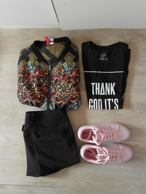 Outfit | Thank god it's friday