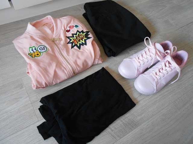 Outfit | Pink Patches