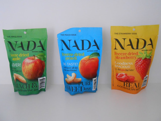 Fruitsnacks van NADA
