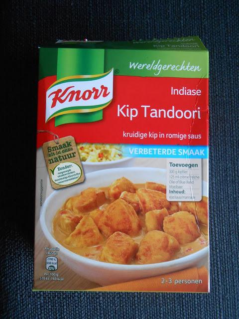 Knorr Indiase Kip Tandoori