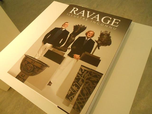 RAVAGE. Spelenderwijs Mode kunst en design, Museum Arnhem