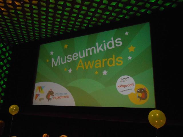 Museumkids awards