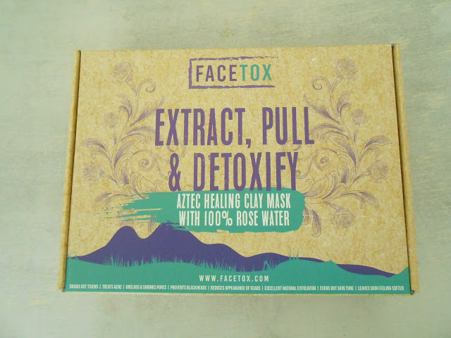 Facetox Healing Clay Mask