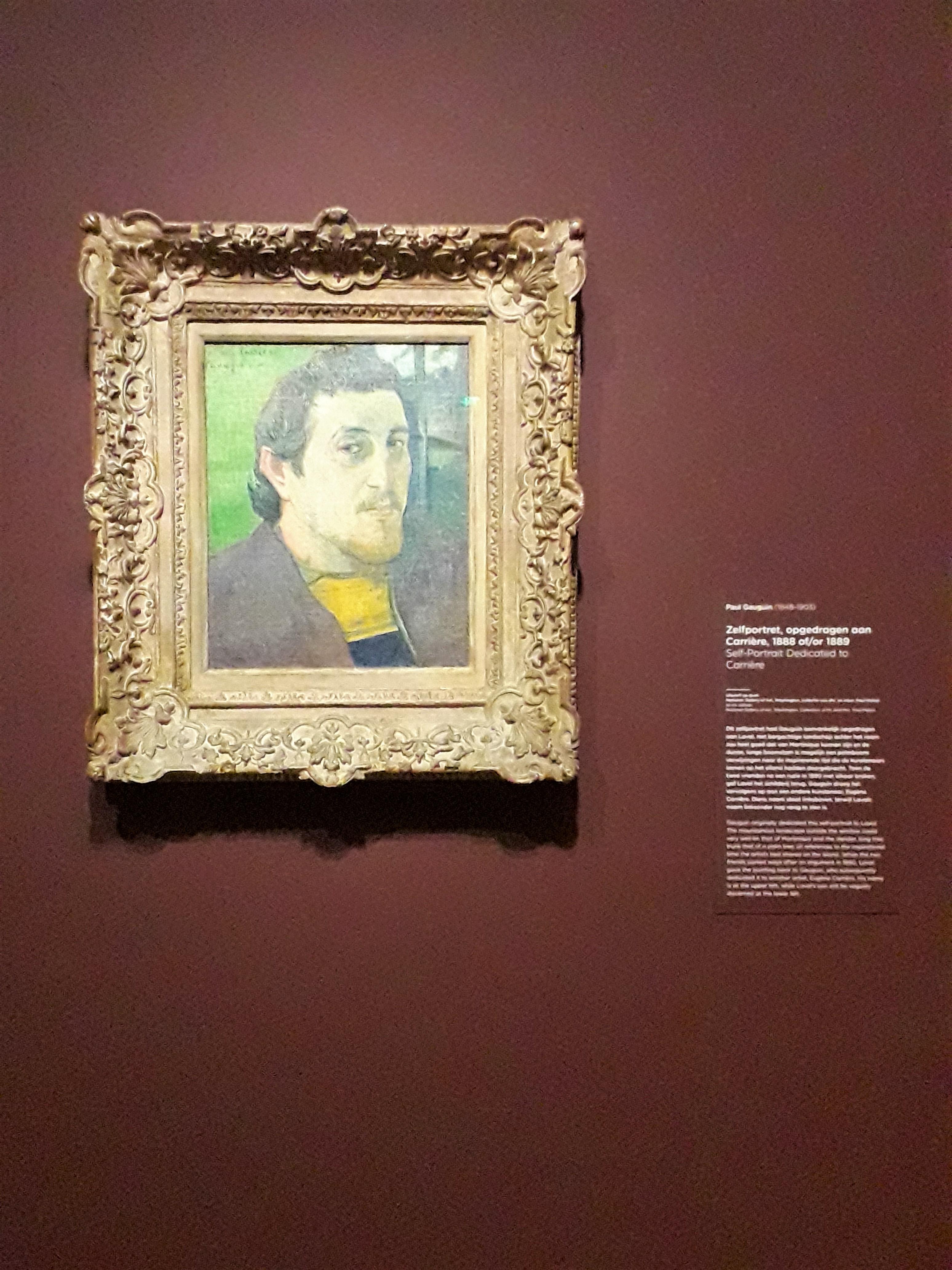 Gauguin & Laval op Martinique, Van Gogh Museum