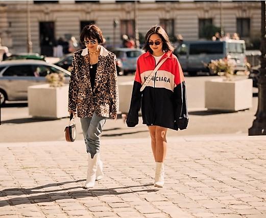 Streetstyle Paris Fashion Week, Spring/Summer 2019