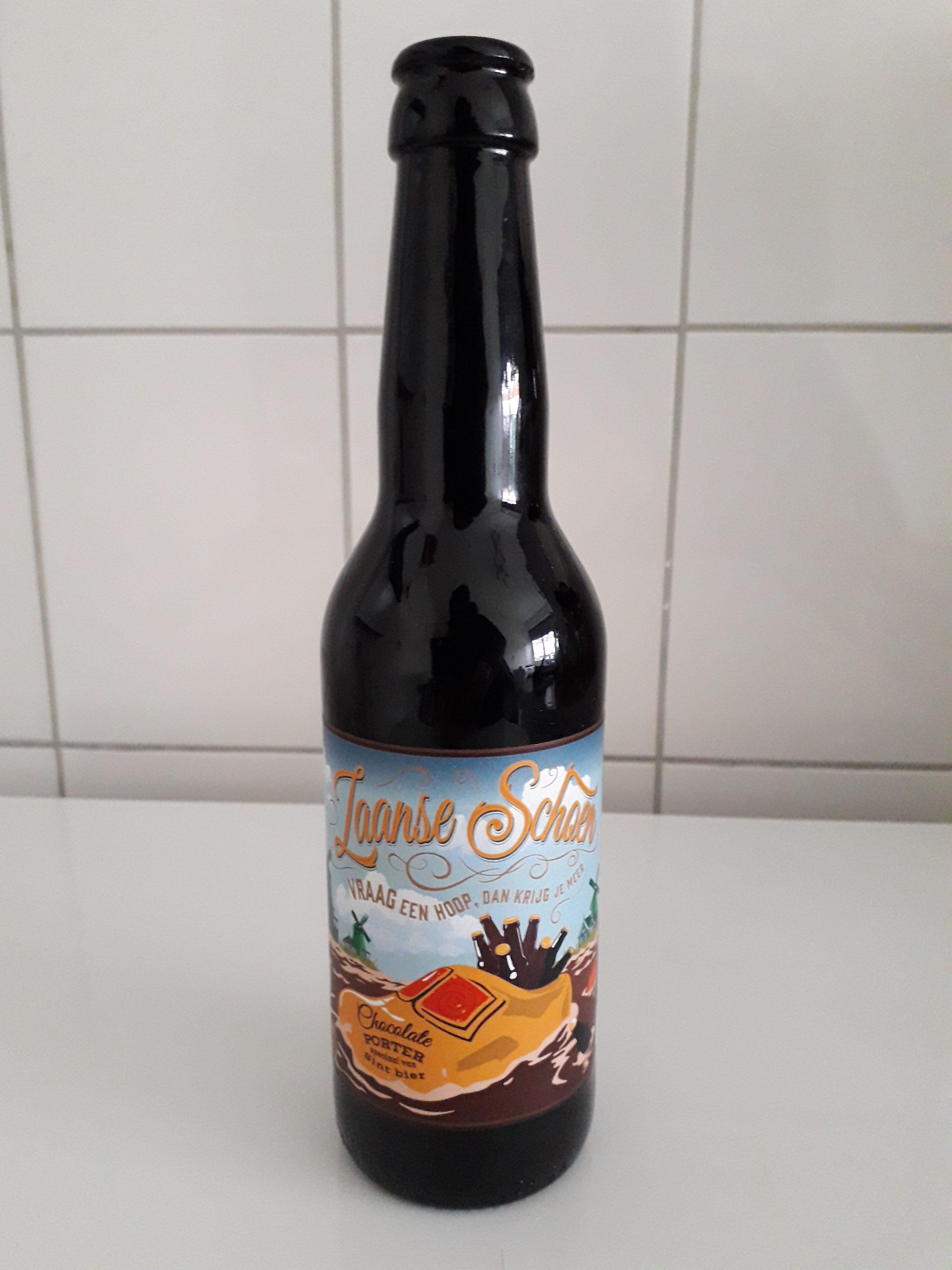 De Zaanse Schoen bier