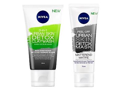 Nivea urban skin producten zijn een detox voor je huid