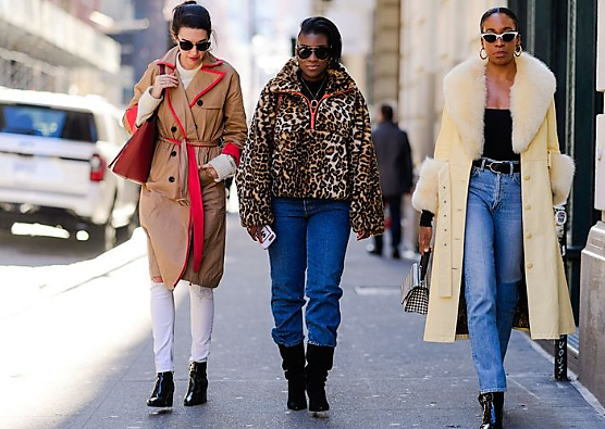 Streetstyle New York Fashion Week A/W 2019-2020
