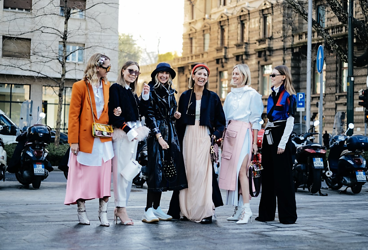 Streetstyle Milan Fashion Week A/W 2019-2020