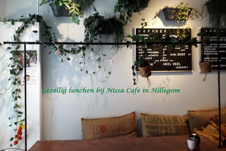 Gezellig lunchen bij Nissa Cafe