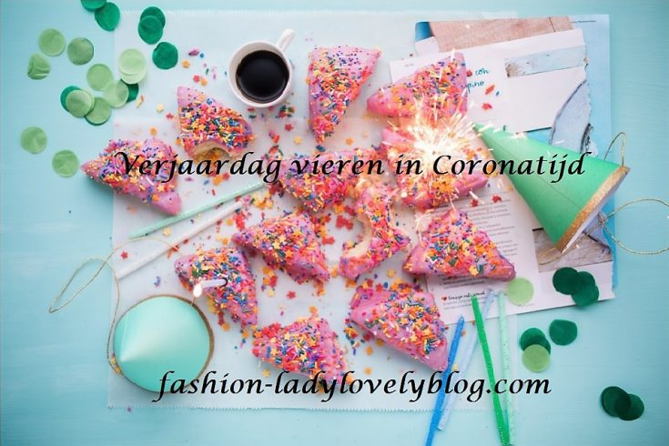 Verjaardag vieren in Coronatijd
