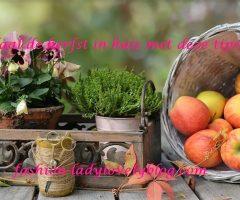 Haal de herfst in huis met deze tips