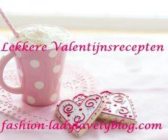 5 x lekkere Valentijnsrecepten