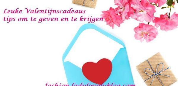20 x leuke Valentijnscadeaus tips