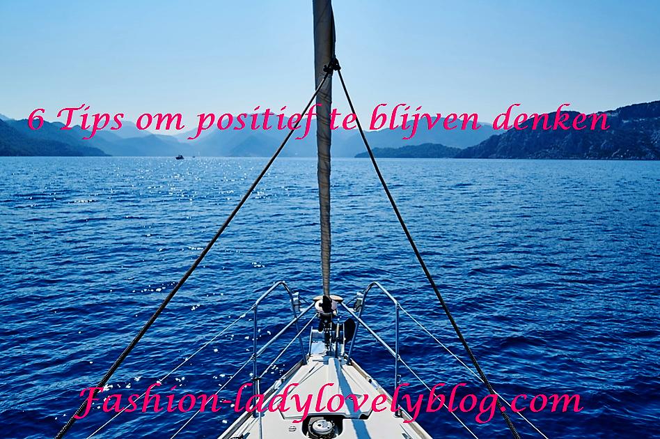 6 tips om positief te blijven denken
